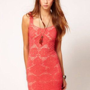 Free People Medallion Bodycon Dress XS/S